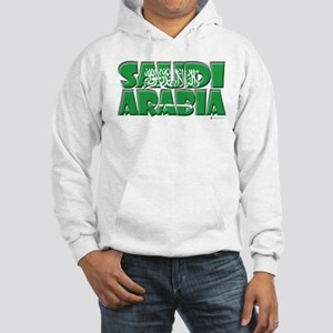 Word Art Flag Saudi Arabia Sweatshirt