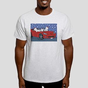 Westie Santa Cruizers Light T-Shirt