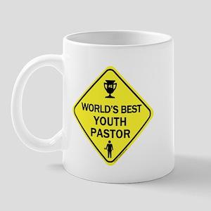 Youth Pastor (Male Icon) Mug