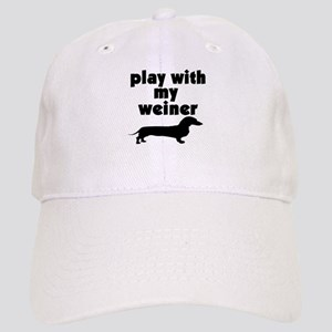 PLAY WITh MY WEINER Cap