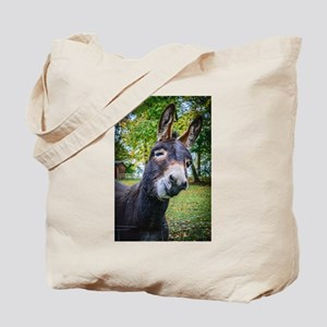 Donkey Funny Smiling Tote Bag