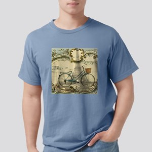 eiffel tower paris bike T-Shirt