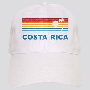 d9539a21d41 Retro Costa Rica Palm Tree Cap