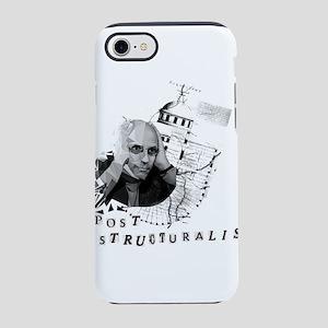 Foucault vs. Post-structural iPhone 8/7 Tough Case