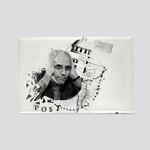 Foucault vs. Post-structuralism Magnets