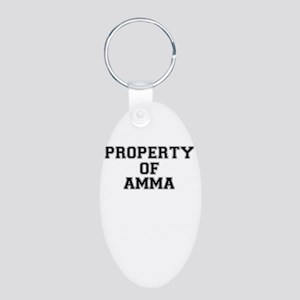 Property of AMMA Keychains