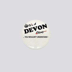 DEVON thing, you wouldn't understand Mini Button