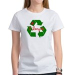 I Recycle Women's T-Shirt