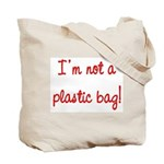 I Recycle Tote Bag