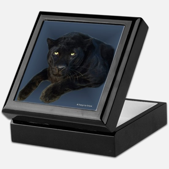 Black Panther Keepsake Box