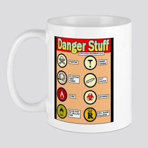 Danger Stuff Mug