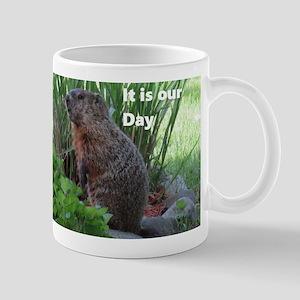 Groundhog Day Mugs