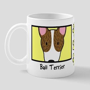 Anime Brindle Bull Terrier Mug