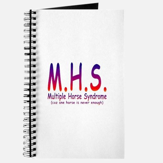 Multiple Horse Syndrome Journal