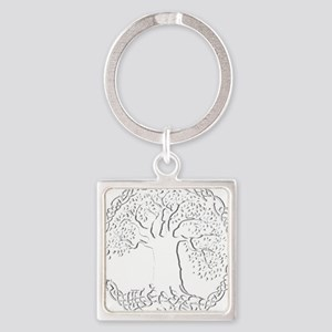 Celtic Tree of Life Keychains