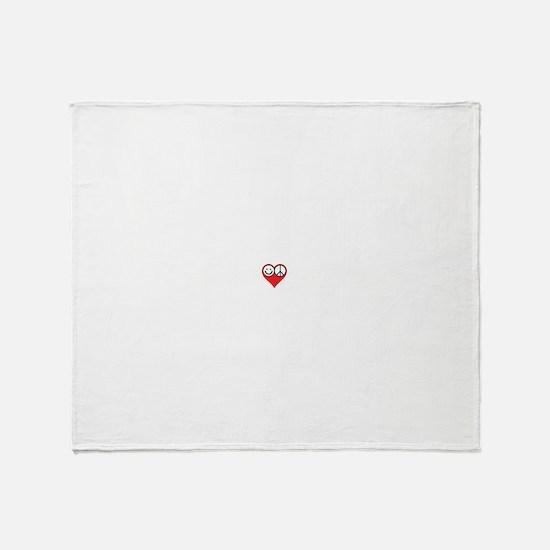 HAPEALO Throw Blanket
