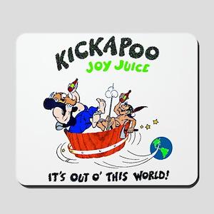 KICKAPOO Joy Juice - Mousepad