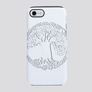 Celtic Tree of Life iPhone 8/7 Tough Case