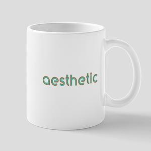 Aesthetic 11 oz Ceramic Mug