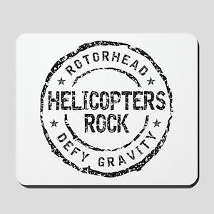 Rotorhead 2B Mousepad