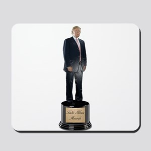 Fake News Award Mousepad