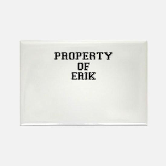 Property of ERIK Magnets