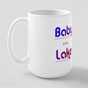 Baby Lake Large Mug