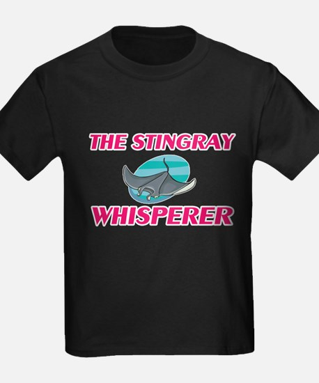 The Stingray Whisperer T-Shirt