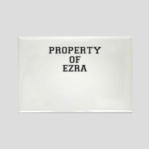 Property of EZRA Magnets