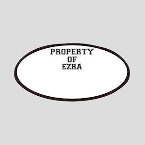 Property of EZRA Patch