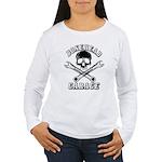 BoneHead Customz GarageWomen Long Sleeve T-Shirt