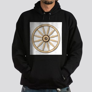 Light wagon Wheel Hoodie (dark)