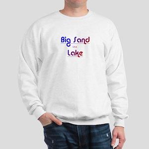 Big Sand Lake Sweatshirt
