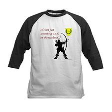Not Just Archery Kids Baseball Jersey
