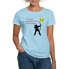 Not Just Archery Women's Light T-Shirt