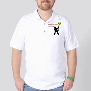 Not Just Archery Golf Shirt