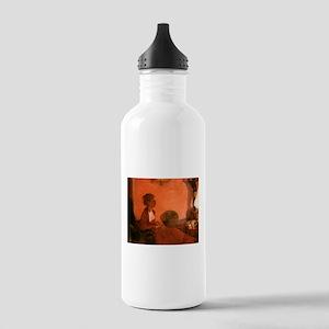 Madame Camus by Edgar Degas Water Bottle