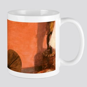 Madame Camus by Edgar Degas Mugs
