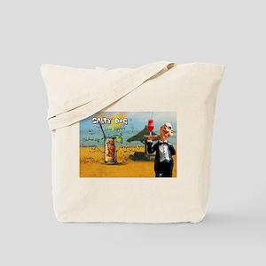 Salty Dog (Beach) Tote Bag