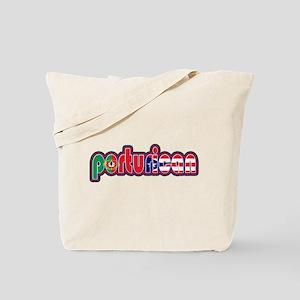 Porturican Tote Bag