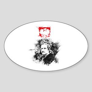 King Jagiello Sticker