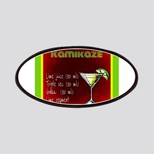 Kamikaze (Green/Red) Patch