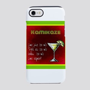 Kamikaze (Green/Red) iPhone 8/7 Tough Case