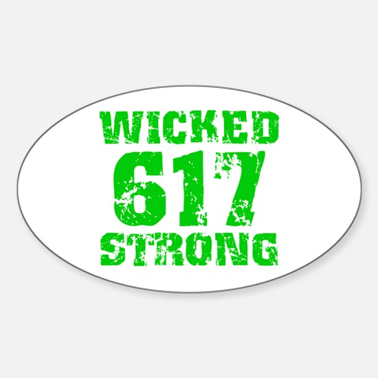 Wicked 617 Strong Decal