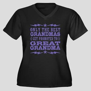 Great Grandma Plus Size T-Shirt