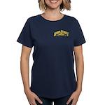 Women's Navy T-Shirt