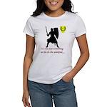 Not Just Heavy Fighting Women's T-Shirt