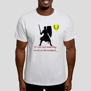 Not Just Heavy Fighting Light T-Shirt