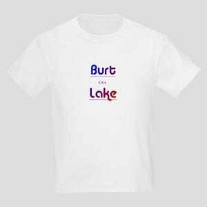 Burt Lake Kids Light T-Shirt