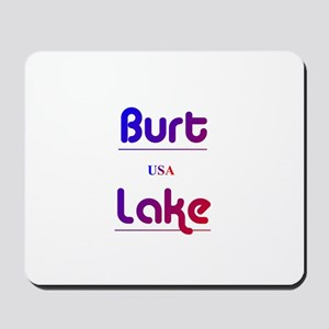 Burt Lake Mousepad
